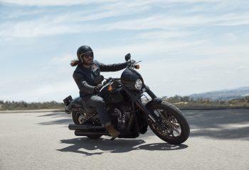 viajar com sua Harley-Davidson